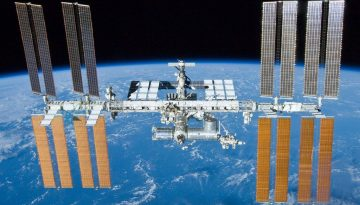 Have You Seen The Space Station?