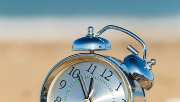 Don't Forget To Set Your Clocks…